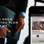 Marriott lancia una app con servizi personalizzati