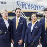 Ryanair: dal 15 febbraio la campagna di recruitment in Italia