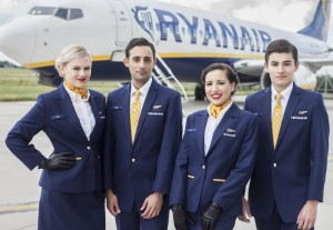 Ryanair e Crewlink: nuove giornate di recruitment in Italia