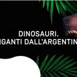 Aerolineas Argentinas sponsor della Mostra Dinosauri al Mudec di Milano