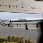 Alitalia chiude tutti i voli per Reggio Calabria