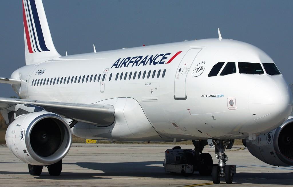 Il ritorno a Malpensa di Air France-Klm, con il Dreamliner B787-900