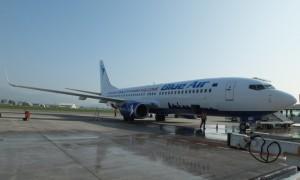 Blue Air, nuova rotta Torino-Comiso e voli stagionali per Reggio Calabria