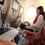 Emirates: un servizio di handling per laptop e tablet sui voli verso gli Usa