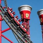 PortAventura riapre il 7 aprile con il nuovo parco Ferrari Land