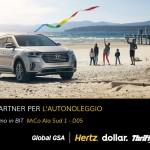 Noleggio auto, l'offerta di Global Gsa alla Bit di Milano