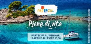 Croazia, piena di vita: iscriviti al webinar del 12 aprile
