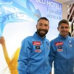 Blu Hotels: bagno di folla in Bmt con i calciatori del Napoli