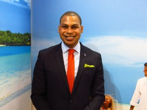 Courtney Robinson, marketing executive per l'Europa di Turks and Caicos