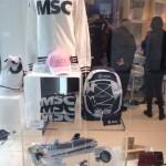 Msc Crociere sbarca nelle stazioni di Roma, Milano e Bologna