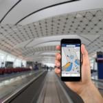 Sita sviluppa una app per guidare i passeggeri in aeroporto