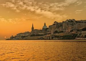 Malta - Valletta Fortifications (2)