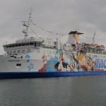 Arriva la Moby Kiss, rotta sull'Isola d'Elba