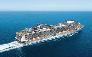 Msc, la compagnia rafforza la tendenza all'advance booking