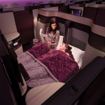Qatar Airways presenta la nuova business class QSuite