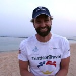 Massimiliano Rosolino vola a Sharm El Sheikh con TriathlonTravel