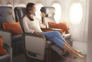 Singapore Airlines, offerta per viaggiare in Premium Economy