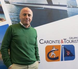 Tiziano Minuti responsabile personale e comunicazione di Caronte & Tourist
