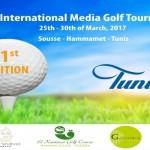 Tunisia, torneo di golf per 25 giornalisti europei