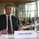 Czech Airlines: Verona-Praga nel network estivo