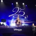 Disneyland Paris festeggia i 25 anni con offerte e nuove attrazioni
