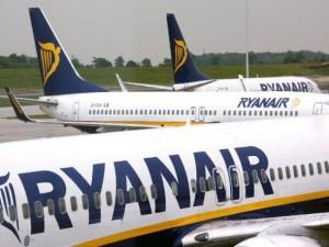 Ryanair cancella per sciopero 110 voli per la Francia