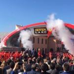 PortAventura, inaugurato oggi il Ferrari Land