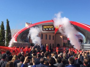 Ferrari Land_PortAventura
