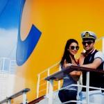 Matrimonio indiano da favola a bordo della Costa Fascinosa