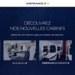 Air France, le nuove cabine sulle rotte per Bamako e Papeete