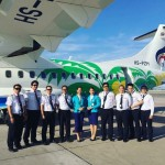 Bangkok Airways accoglie in flotta due nuovi Atr72-600