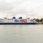Blu Navy: torna operativa la linea Portoferraio – Piombino