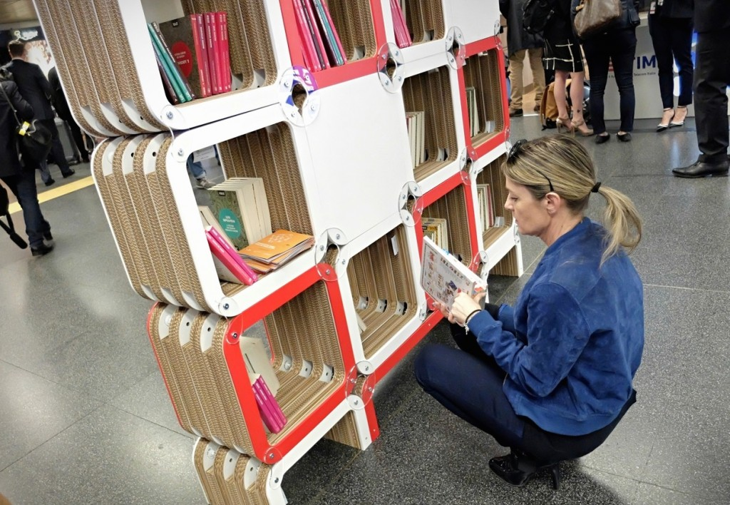Negli aeroporti milanesi arriva il bookcrossing