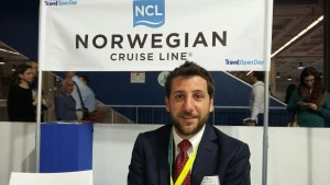Francesco Paradisi, Norwegian Cruise Line, Ncl,