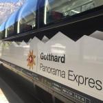 Debutta domani il Gotthard Panorama Express