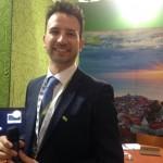Aljosa Ota presenta la Slovenia in Bit
