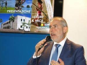 Emanuele Nasti, gm di HTMS International