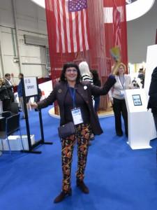 Il Presidente dell'Associazione Visit Usa, Olga Mazzoni