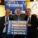 Ryanair amplia il network da Palermo: obiettivo 2,6 milioni di passeggeri