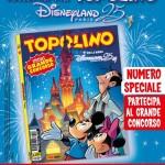 Disneyland Paris, numero speciale e concorso a premi su Topolino