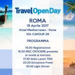 Traghetti, villaggi e mondo mare di scena a Roma il 19 aprile
