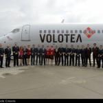 Volotea festeggia cinque anni di attività a Venezia