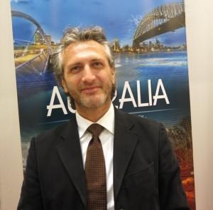 Agatino Falco, Australian Travel,