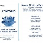 Fiavet Lazio: domani il convegno sulla nuova direttiva pacchetti