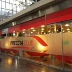 Trenitalia estende l'uso dei FrecciaClub e delle carrozze Executive