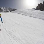 In Marmolada si scia fino al 9 aprile