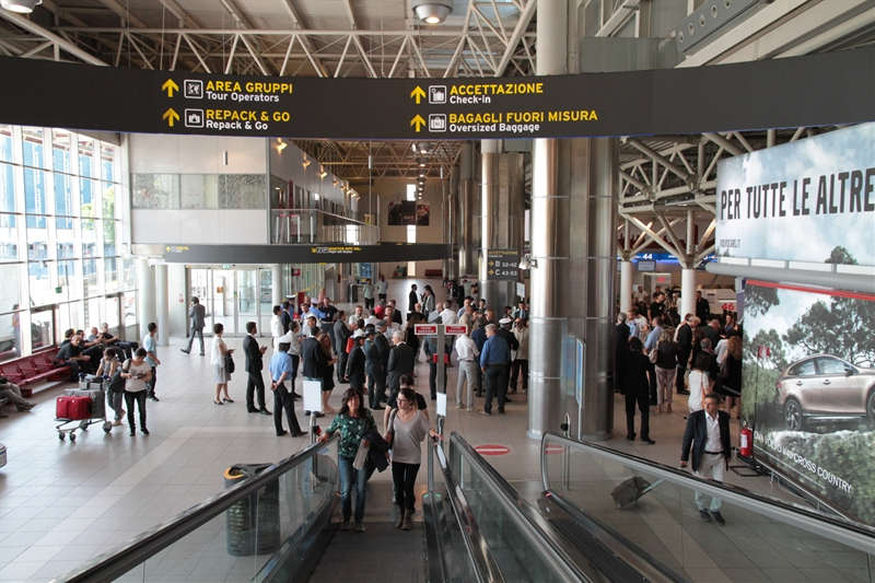 Riaperto l'aeroporto di Bologna