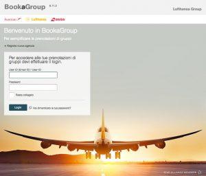 Gruppo Lufthansa: portale gruppi in esclusiva per le adv