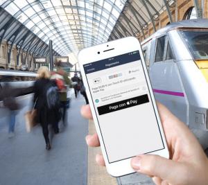 Trainline: da oggi pagamenti anche con Apple Pay
