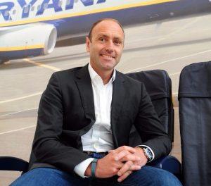 Ryanair, Kenny Jacobs,